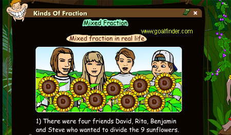 Mathmatical operation of fractions , addition of fractions, substraction of fractions, multiplication and division of fractions.