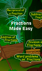 Math Fractions made easy