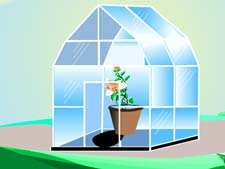A green house