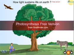 Goalfinder - Photosynthesis - learn how light sustains life ( free