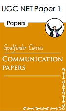 UGC NET SET Communication Papers